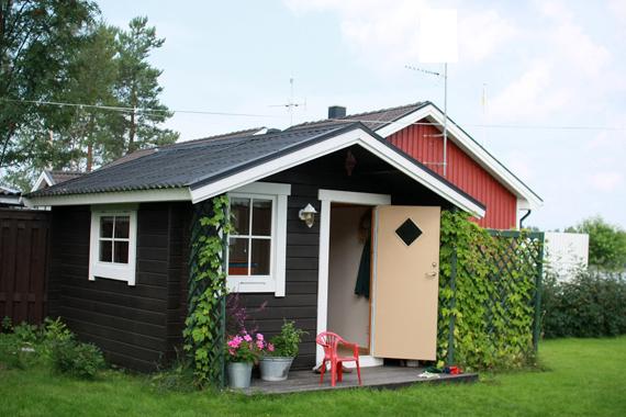 Дачные маленький домик своими руками фото